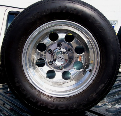 MICKEY THOMPSON/ BFG'S