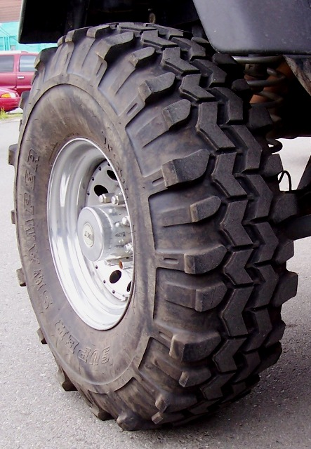 "38"" TSL/SSR 38X12.50 16.5 / Set of 5"