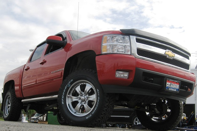 "CENTERLINE 20"" BLACK CHROME"